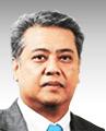 Datuk Seri Fateh Iskandar Tan Sri Dato' Mohamed Mansor
