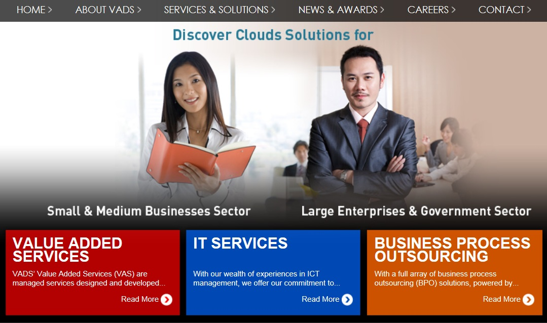 VADS sees a Cloud future