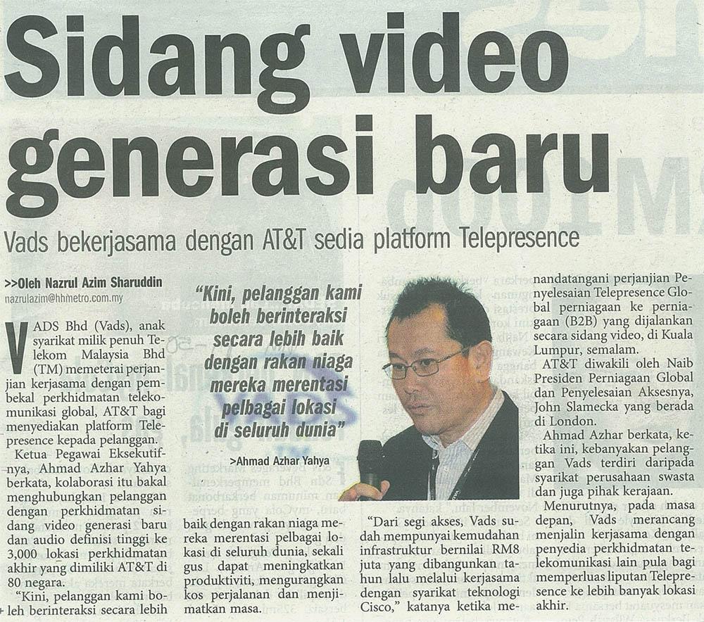 Sidang video generasi baru
